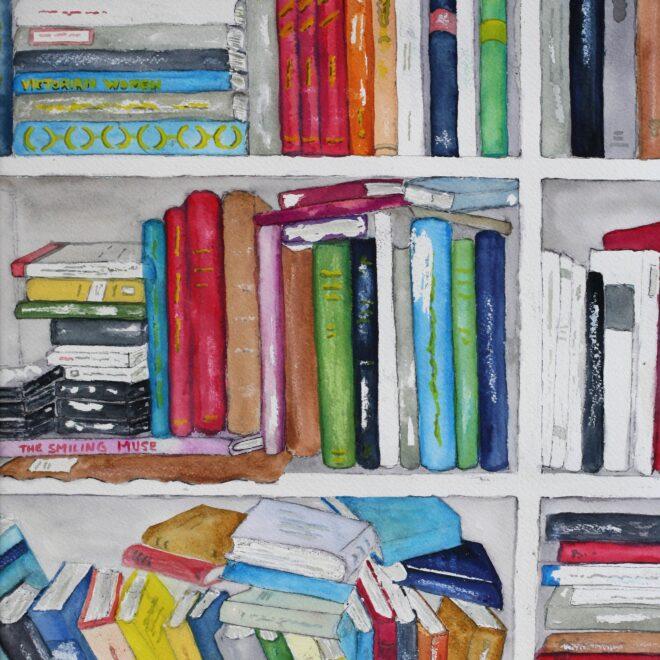 Lots to Read by Pamela Barrell
