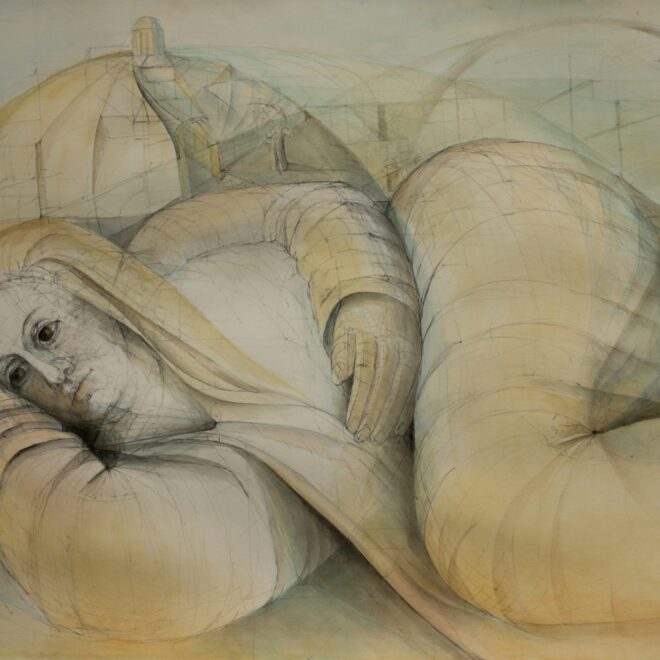 The Muse by Julia Sorrell 2013