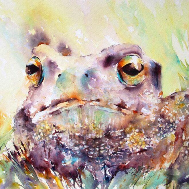 Eyes of Gold by Chris Lockwood
