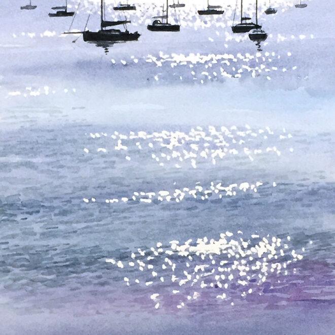Alde Estuary 2 by Tony Hatt