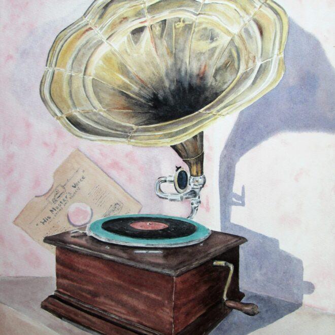 Linda Purdy Gramophone