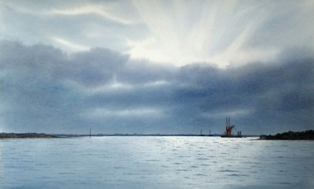 Suffolk Skies by Anthony Osler