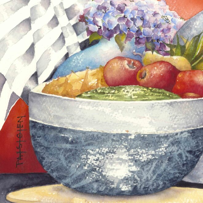 fruit-bowl-with-pineapple-by-Pat-Stoten