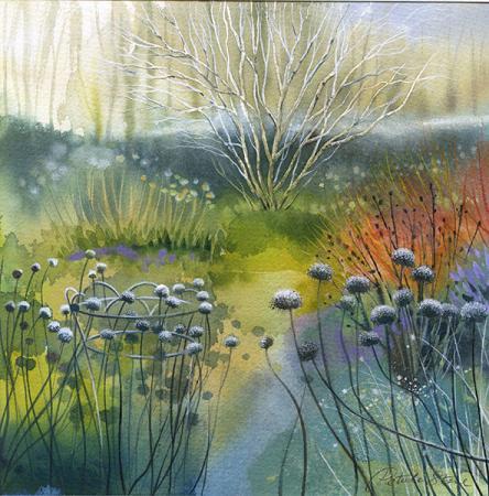 hoar_frost_garden by Petula Stone