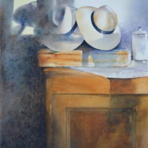 Alan Noyes - Hat stack
