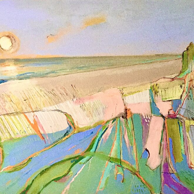 Into the Dunes by Lesley Munro