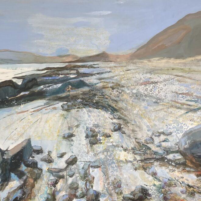 Loch Sunart, Aardnamurchan by Lesley Munro