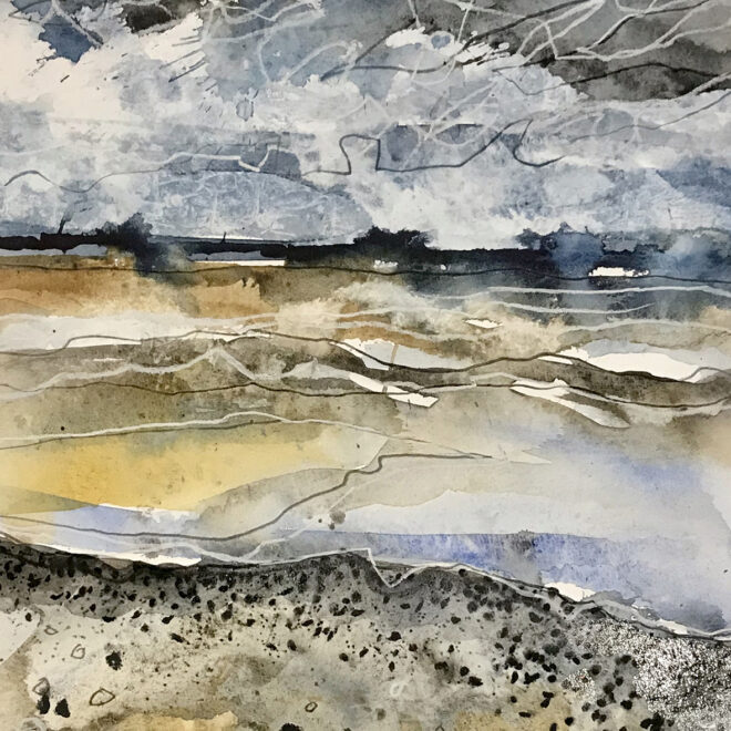 Grey day with a hint of ochre_Liz James