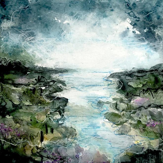 Saltmarsh sea lavender_Liz James